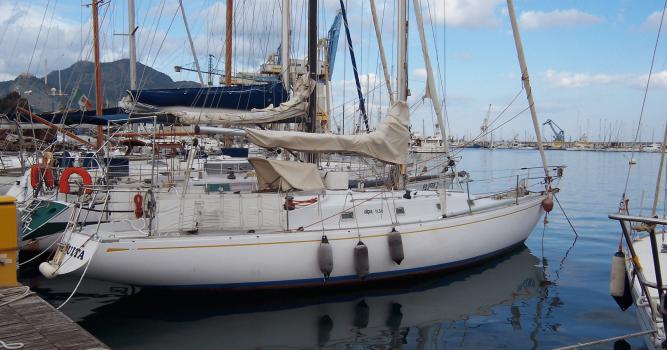 Alpa 11.50 - Barche usate Sicilia