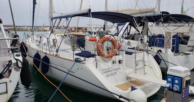 Oceanis 423 Clipper - Barche Vela Usato Sicilia
