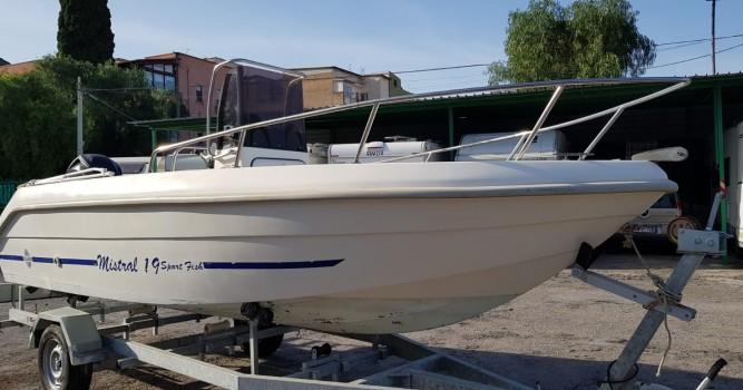 Mistral 19 - Barche usate Sicilia