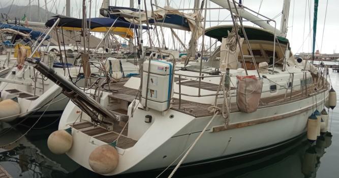 Oceanis 44 CC - Barche usate Sicilia