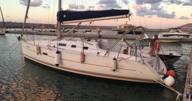 Oceanis 323 Clipper